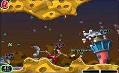 Worms 2, capture d'écran